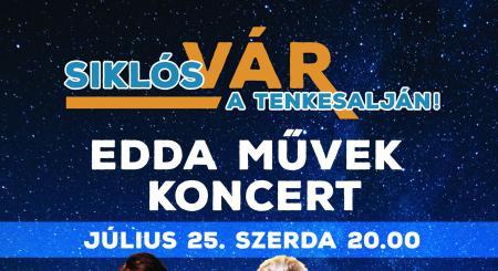 Várszínházi Esték: EDDA Művek koncert