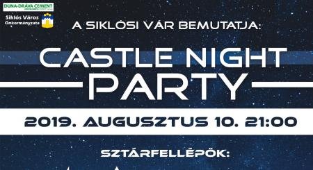 Castle Night Party a Siklósi Várban