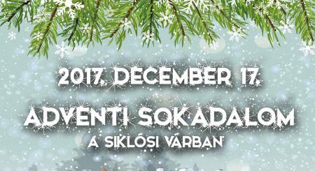 Adventi Sokadalom a Siklósi Várban 2017