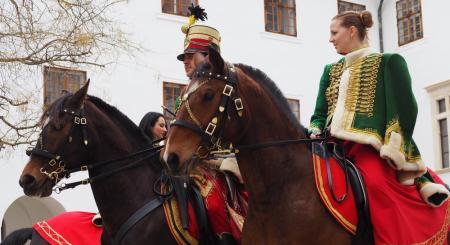 A Siklósi Vár 2018-as Húsvéti ünnepsége képekben
