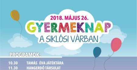Gyereknap a Siklósi Várban 2018
