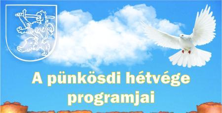 Pünkösd a Siklósi Várban 2018-ban is